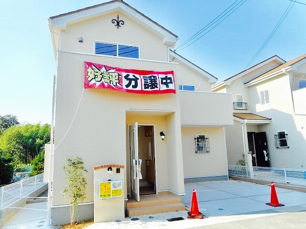 和泉市万町。新築一戸建て2480万円!!!