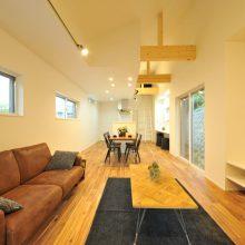 南泉ヶ丘モデルハウス完成。