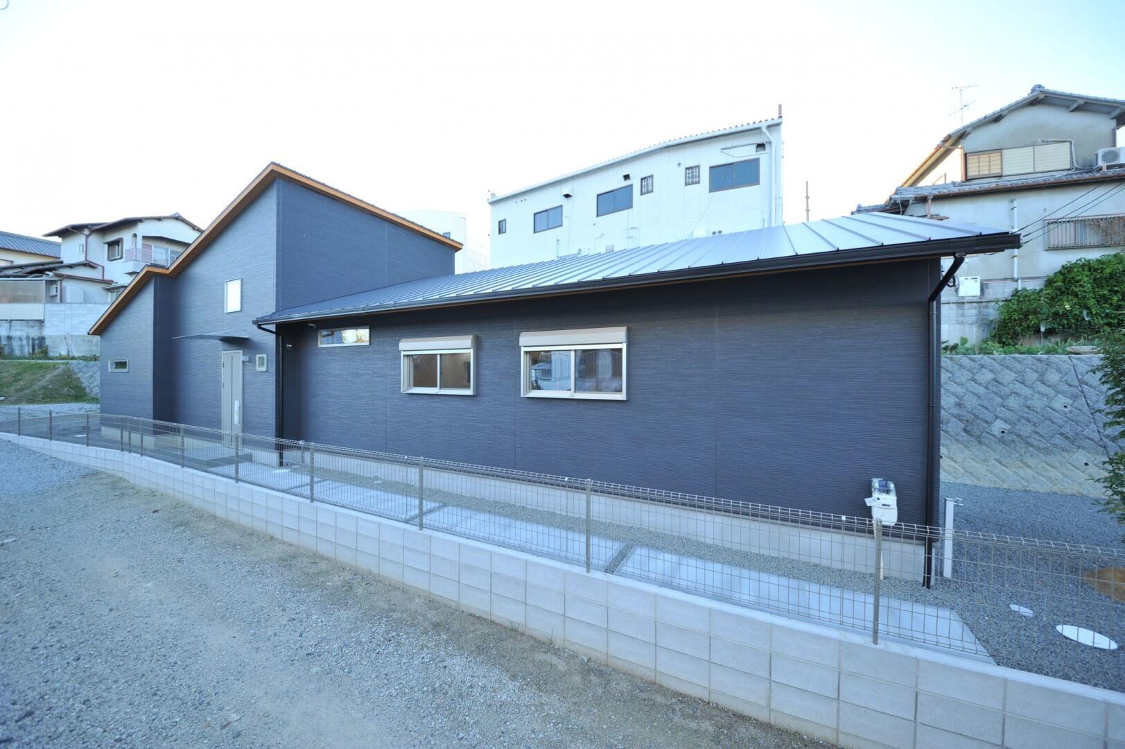 泉佐野市南泉ヶ丘 平家モデルハウスご見学可能